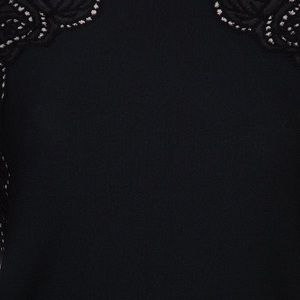 Alexander McQueen Dresses - Alexander McQueen Black Knit Long Sleeve Dress